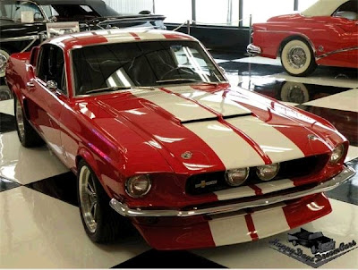 1967 FORD MUSTANG SHELBY GT