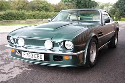 Aston Martin on 1989 Aston Martin V8 Vantage X Pack   Classic Car For Sale  Click Here