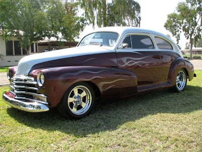 Featured cars for sale 1948 chevrolet fleetline aero for 1948 chevy fleetmaster 2 door for sale