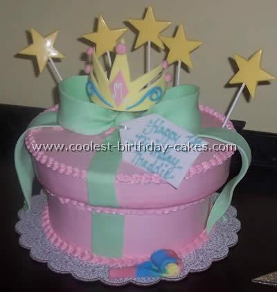 Jen Cinclair birthday cake