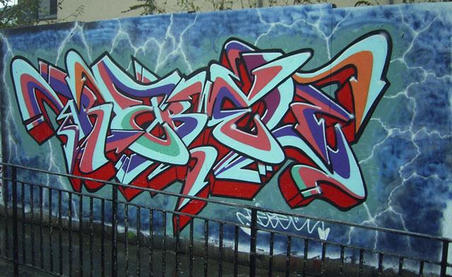 En el graffiti existen diferentes estilos: