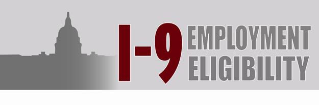 I-9 Employment Eligibility