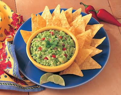 ... : Mel's Taco Supreme Salad (my favourite Guacamole & Salsa recipe