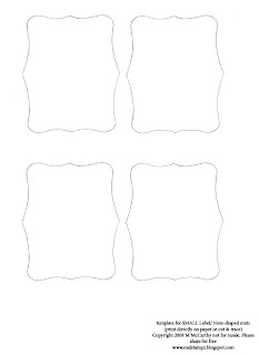Mel Stampz Note Top Purse Templates