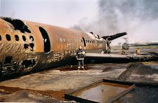 Η foto ΕΙΝΑΙ ΑΠΟ ΤΟ I.F.T.C Teesside College,Teesside airport fire ground τον ΑΠΡΙΛΙΟ του 2005.