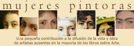Mujeres pintoras