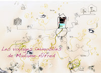 Madame Alfred aime voyager immobile