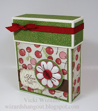 A2 Card Box
