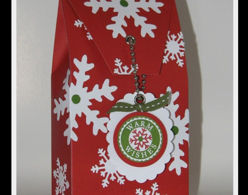 Wizard U0026 39 S Hangout  Snowflake Gift Bag  Box