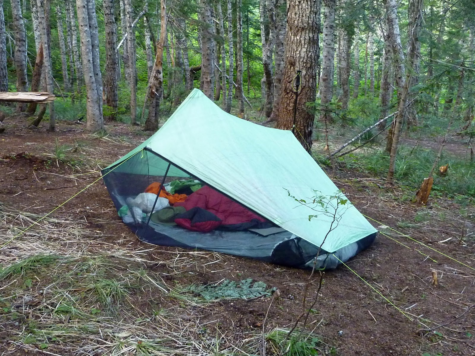 Product Review - ZPacks™ Hexamid Twin Tent & Mountain UltraLight: Product Review - ZPacks™ Hexamid Twin Tent