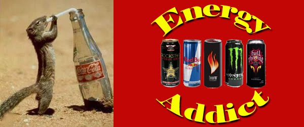 Energy Drinks And Energy Alcohol Beverages