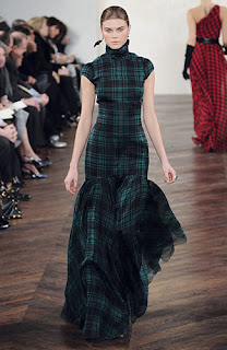Couture Carrie: The New Plaid Dress