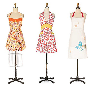 Couture carrie garden party glam for Anthropologie cuisine couture apron