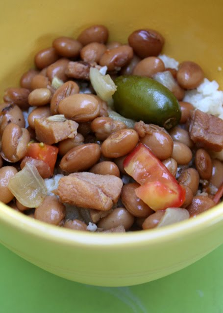 The 99 Cent Chef Mexican Charro Beans