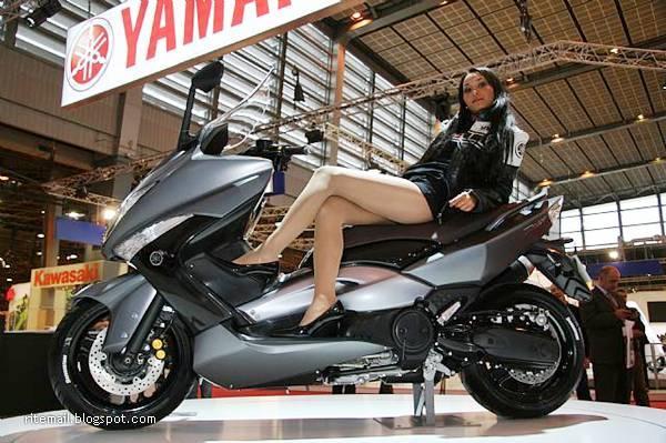 AutoModis  Yamaha TMAX 500