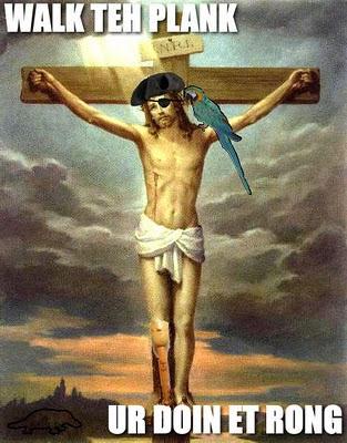 И Исус е бил пират