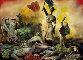 Свободата води зеленчуците
