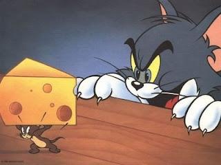 И къде си понесъл това сирене?