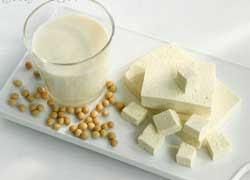 Almond Soy Milk