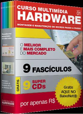 39 CURSO MULTIMÍDIA HARDWARE - EDITORA TERRA