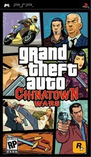 [PSP] Grand Theft Auto: Chinatown Wars 80