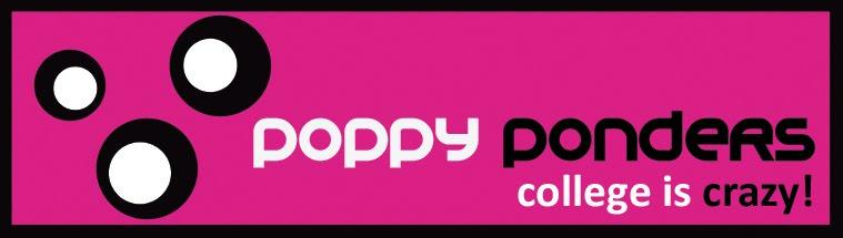 Poppy Ponders