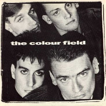 The Colourfield Colour field