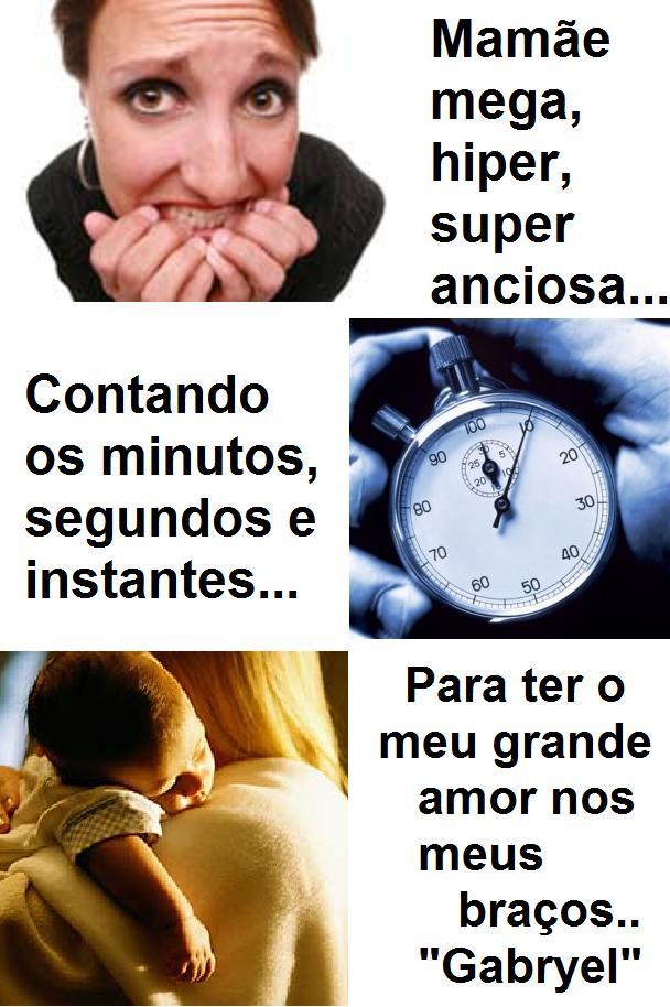 Gabryel Amor Maior Esta Chegando A Hora De Ter O Gabryel No Colinho
