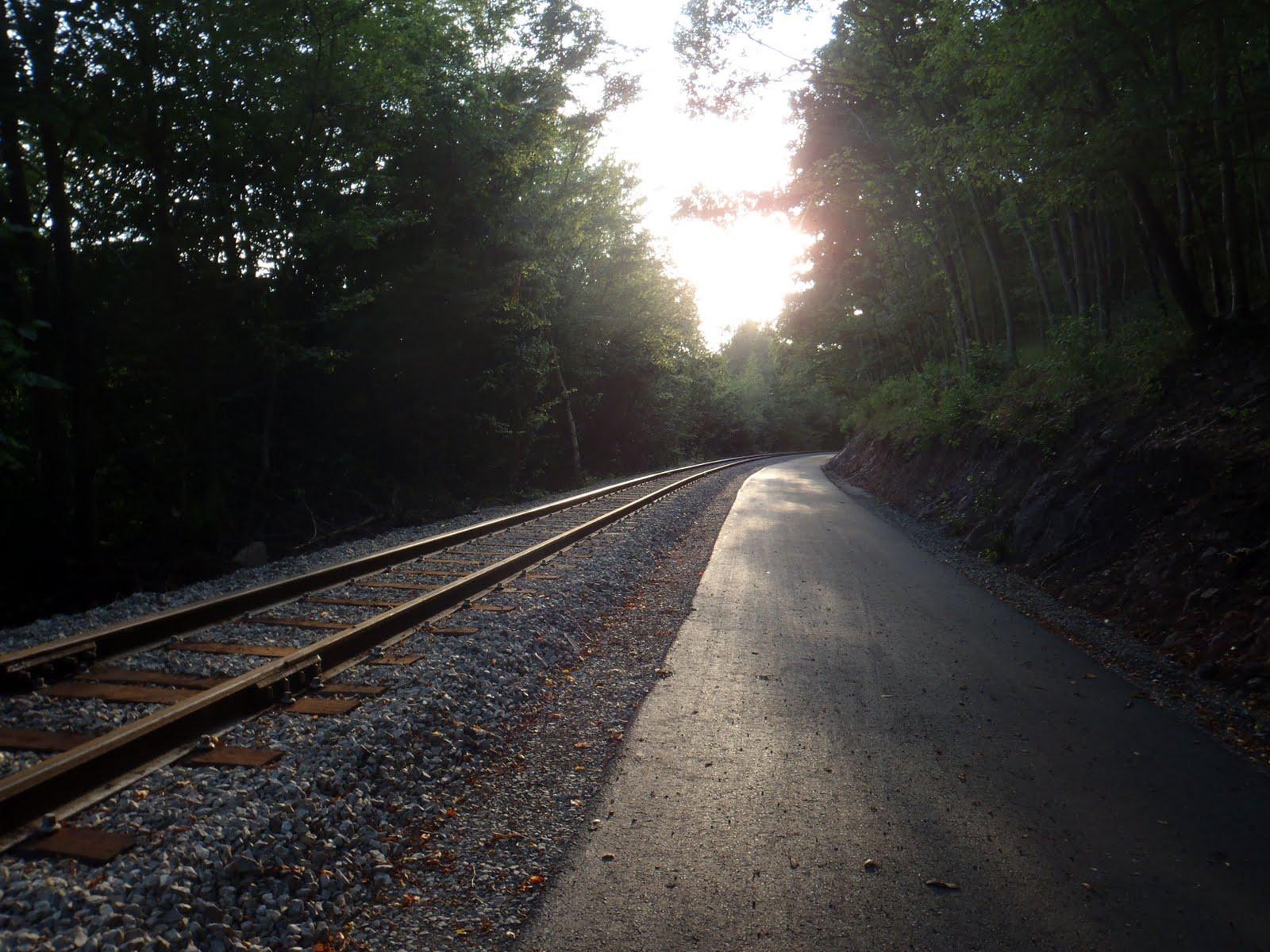 Voies vertes ravels et voyage en v lo thuin chimay la voie verte au 76 chicanes - Declaration de fin de travaux non faite ...