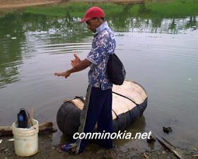 Preparándose para la Pesca