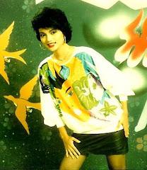 Rok Kulit Mini-mini Marissa Haque