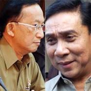 Kajagung dan Kapolri (Hendarman S & Bambang Hendarso D)