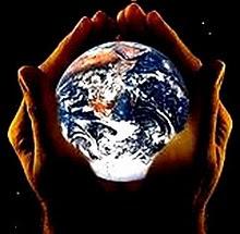 Bumi Biru-ku