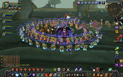 world of warcraft 36 accounts