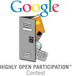 GHOPC Logo - Google Highly Open Participation Contest Logo