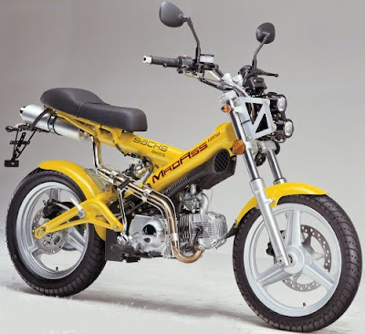 Sachs Madass motorcycle