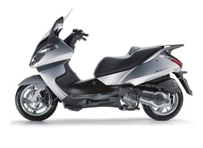 aprilia atlantic 500 sprint-grey