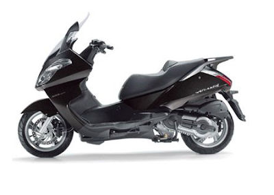 aprilia atlantic 500 sprint-black