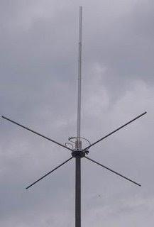 Antena Pemancar Radio FM
