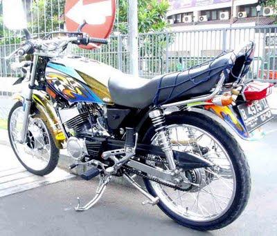 Modif Motor Yamaha Rk King
