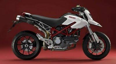 2009 Ducati Hypermotard 1100S