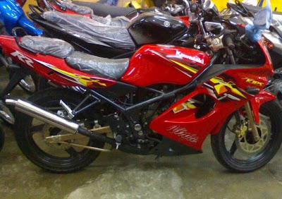 Modif Motor  Spesifikasi Kawasaki Ninja 150RR