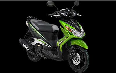Yamaha XEON Hijau