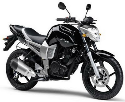 Yamaha Byson Hitam