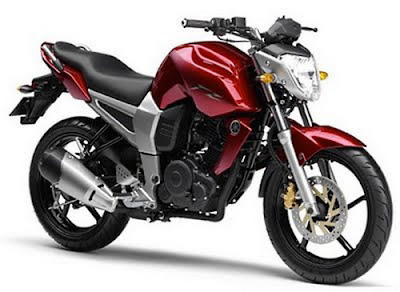 Yamaha Byson Merah