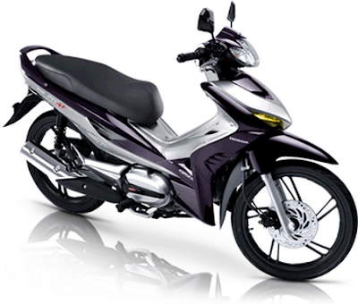Spesifikasi Honda Revo Techno AT 2010
