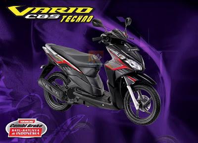Honda Honda CBS Techno Black