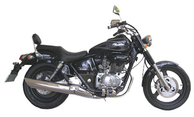 Honda phantom 200CC  Fire Edition
