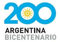 Página oficial del Bicentenario