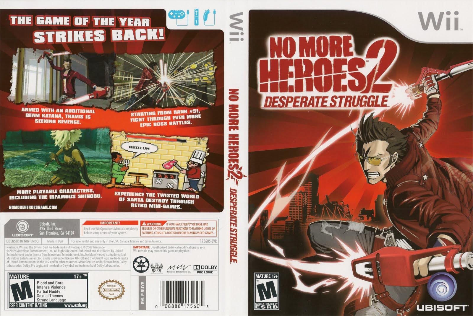 Games de Wii convertidos para Wii U  No-More-Heroes-2---Desperate-Struggle